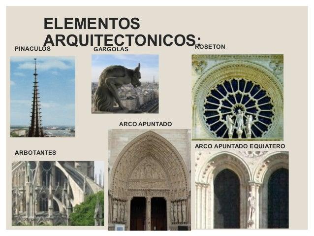 Catedral notre dame pdf for Elementos arquitectonicos pdf