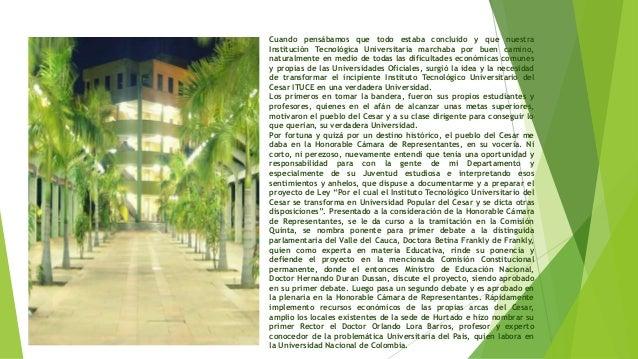 Universidad Popular del Cesar Slide 3