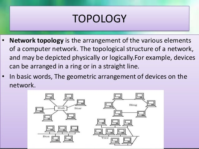 Categorization of local area network topology network publicscrutiny Choice Image