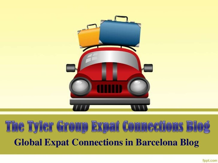Global Expat Connections in Barcelona Blog