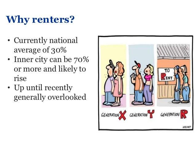 Melbourne social media forum - Green Renters Slide 3