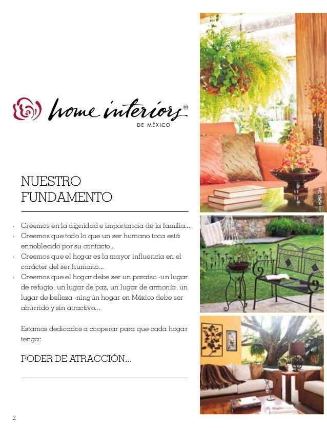 ... Www.homeinteriors.com.mx; 2.