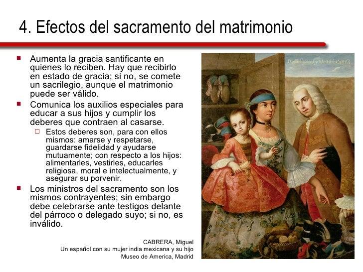 Efectos Del Matrimonio Catolico : AÑo de la fe el sacramento del matrimonio