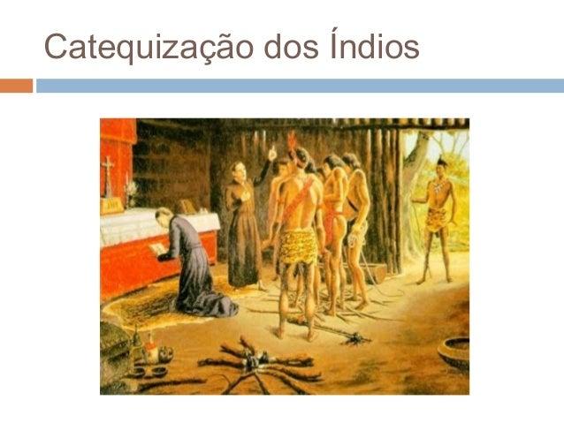 Catequização dos Índios