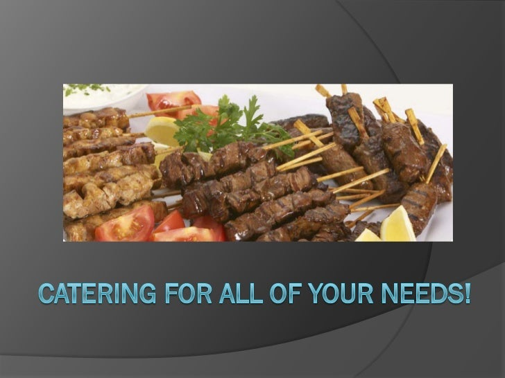 Our mission and goal…..   For the past ten years, our catering has been creating innovative culinary    experiences throu...