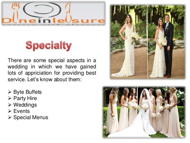 Make Your Wedding Memorable By Best Wedding Caterars Perth Slide 3