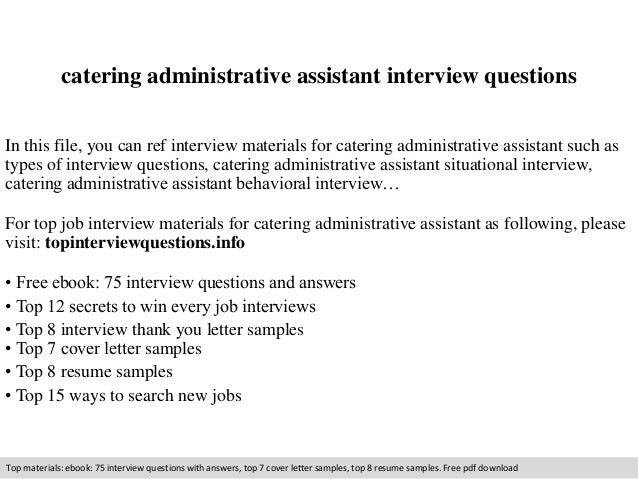 catering-administrative-assistant -interview-questions-1-638.jpg?cb=1409611070