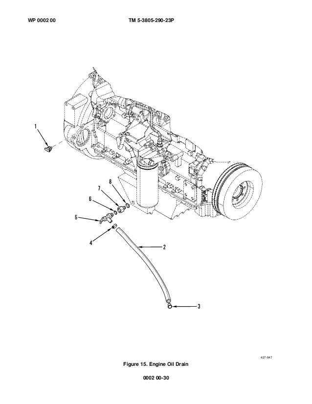 924 Caterpillar Engine Diagram