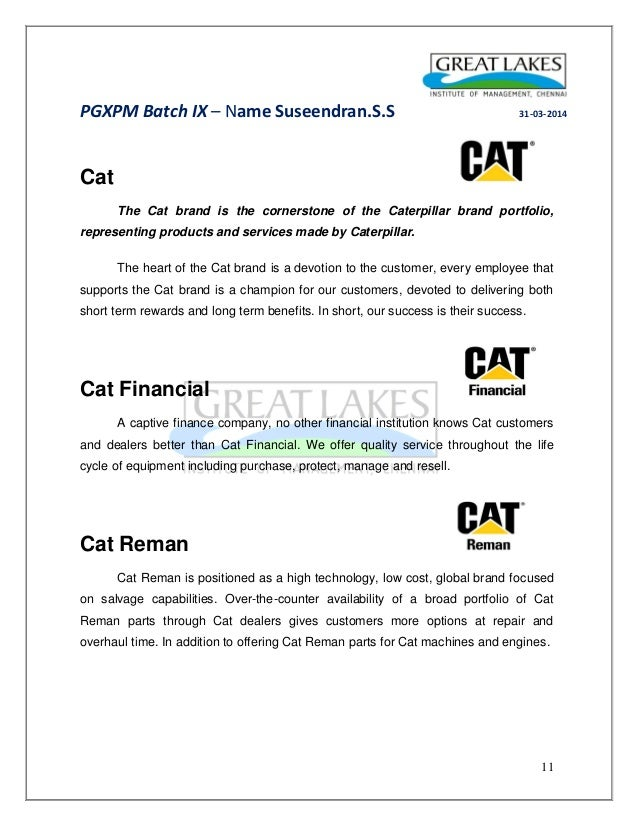 caterpillar shoes kw 181 reviewed financial statements