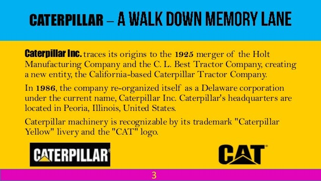caterpillar case analysis The wsj recently published articles about caterpillar and tax evasion the senate majority leader is alleging that their swiss subsidy is just a big tax write off, a couple billion dollars at that.