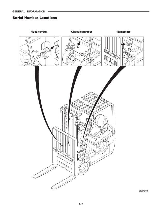 Caterpillar Cat Ep10 Krt Pac Forklift Lift Trucks Service Repair Manu