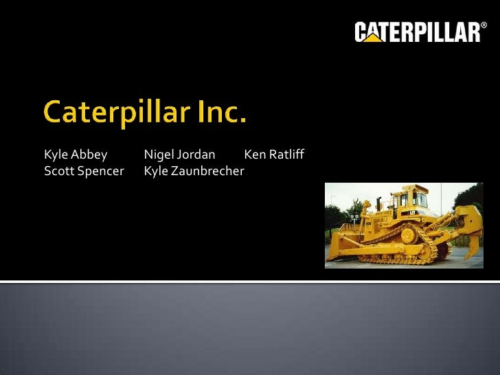 caterpillar inc
