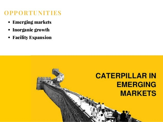 caterpillar case study Cat found greater visibility for over $500 million a day of in-transit inventory.