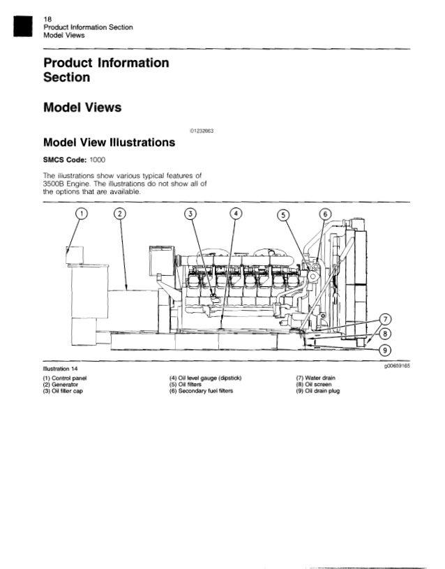 caterpillar generator operation and maintenance manual pdf