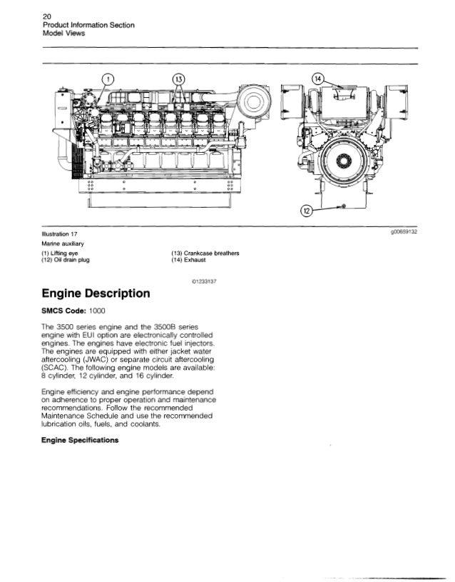 caterpillar operation and maintenance manual 3500 b engines s rh slideshare net Caterpillar Parts Lookup Online Caterpillar Manuals