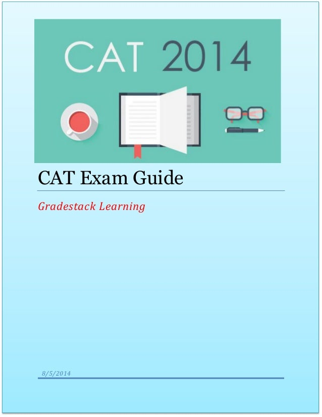 how to prepare for cat exam at home