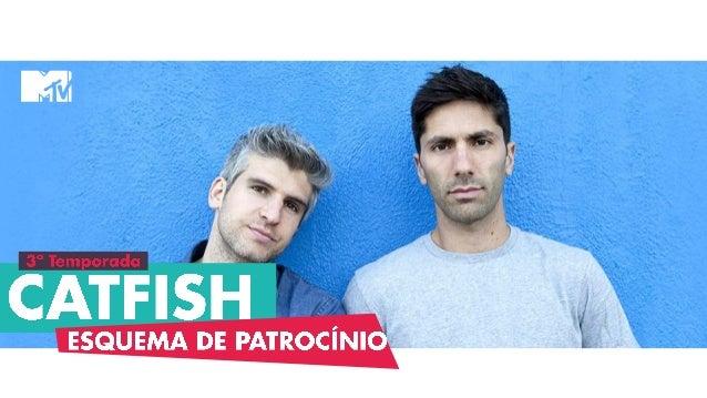 """Dos produtores do famoso filme """"Catfish"""", esta série da MTV junta casais que até então só se conheciam atrás das telas de ..."""