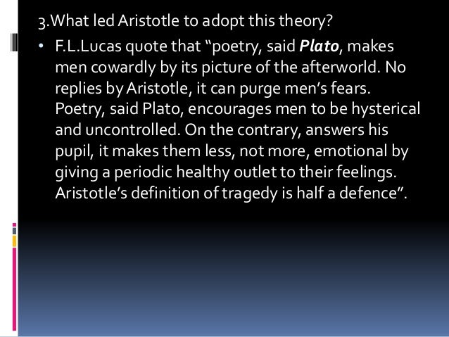 what is the catharsis theory