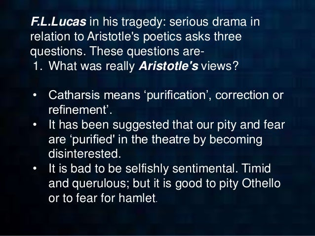 examples of catharsis in hamlet