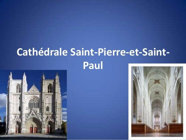 Cathédrale Saint-Pierre-et-Saint- Paul