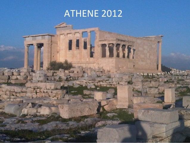 ATHENE 2012