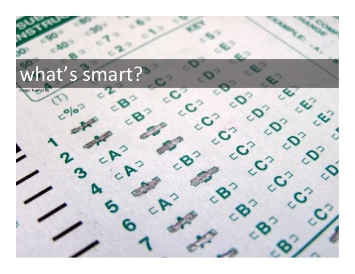 what's smart?image:NewsOne