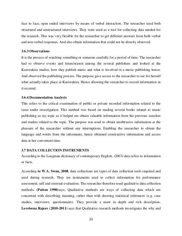 FACTORS AFFECTING MUSIC PUBLISHING IN UGANDA: A CASE STUDY