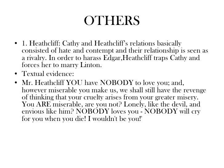 catherine earnshaw and edgar linton relationship