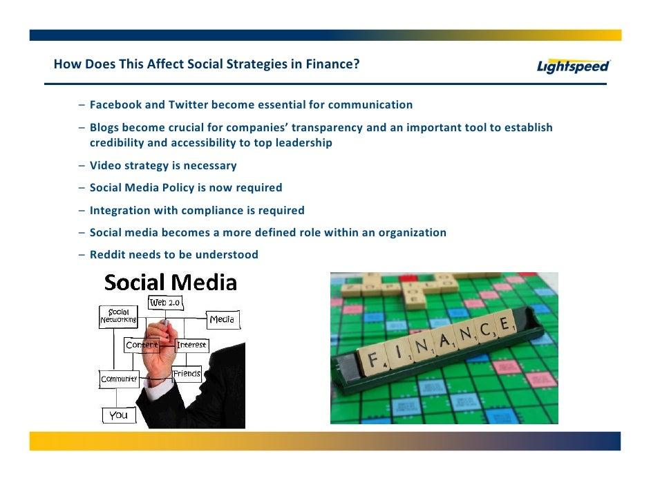 Lightspeed Financial Presentation - BDI 2/9/11 Financial