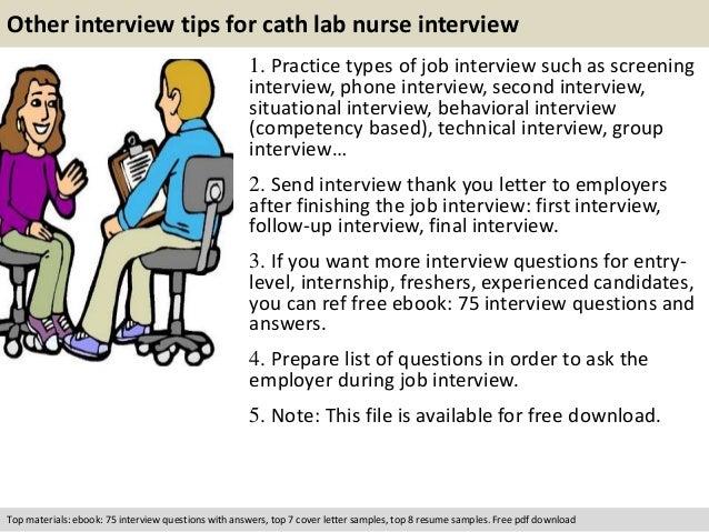 cath lab nurse