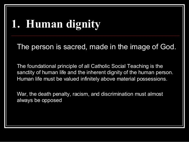 the dignity of a human person Human dignity is treated as having the formal features identified (universality, overridingness, and so forth) it has the characteristic content of human dignity claims (a species claim or a claim about human dignity being relational or a property) and it encompasses commitment to a distinctive normative use (for example, empowerment of the .