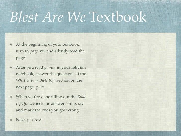 Catholic Vs Protestant Bible Slides