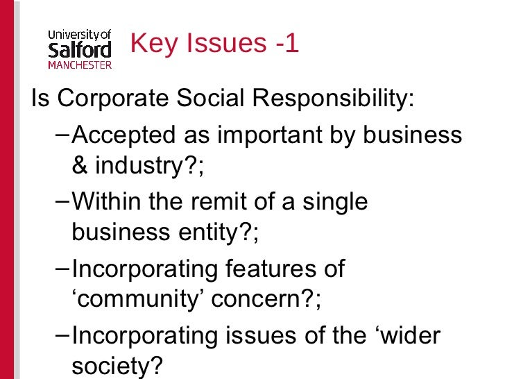Competitive advantage and corporate social responsibility management essay