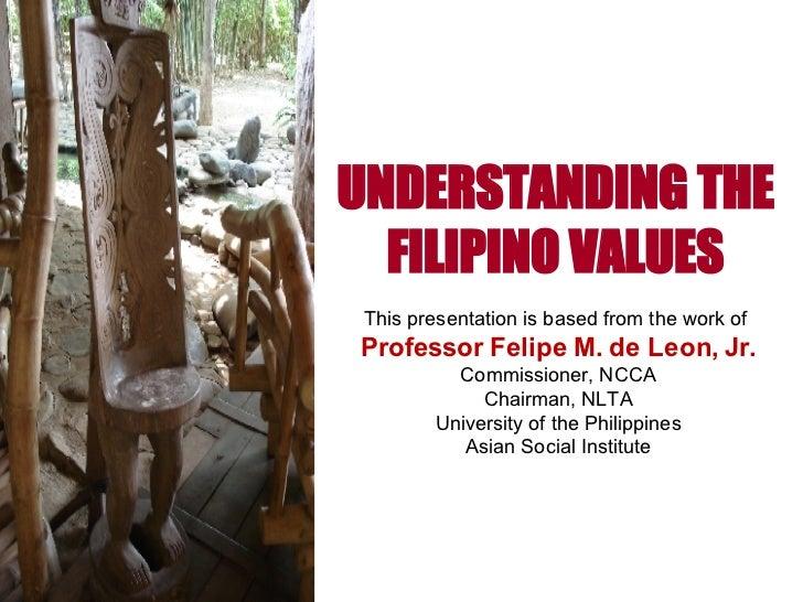 filipino work values
