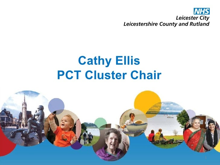 Cathy Ellis PCT Cluster Chair