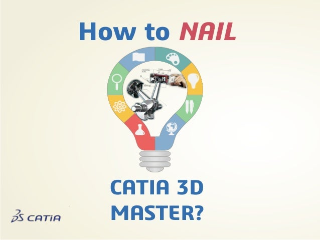Do you want to become a catia 3d master expert how to nail catia 3d master sciox Gallery