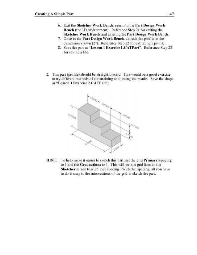Catia Part Design