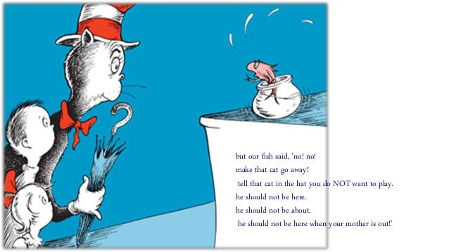 3fae7803 The Cat in the Hat by Dr. Seuss