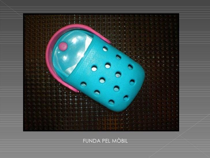 FUNDA PEL MÒBIL