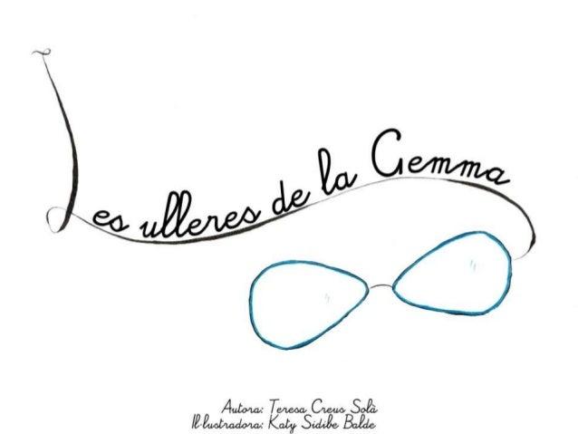 Les ulleres de la Gemma