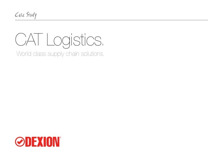 logistics case study with solution Case study - free download as uk and to propose a mobile gps tracking solution to optimise the logistics operation the study case discussed here involves a.
