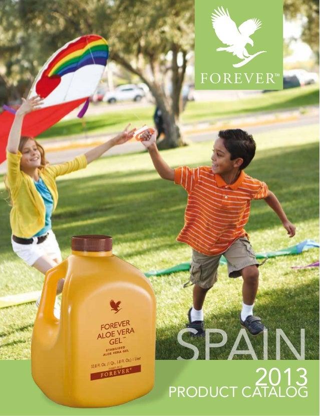 SPAIN   2013Product CataLog