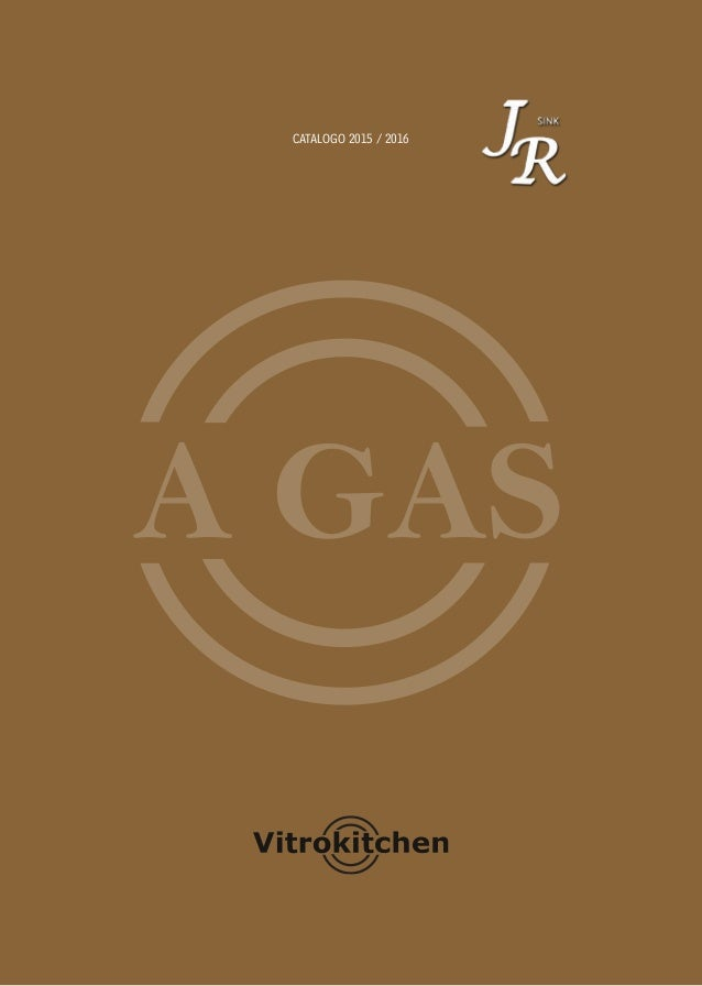 A GAS CATALOGO 2015 / 2016