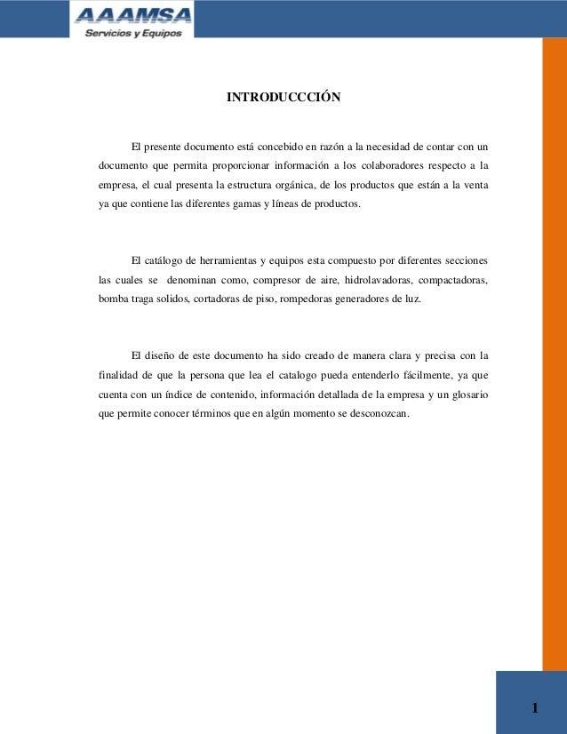 Catálogo AAAMSA Slide 3
