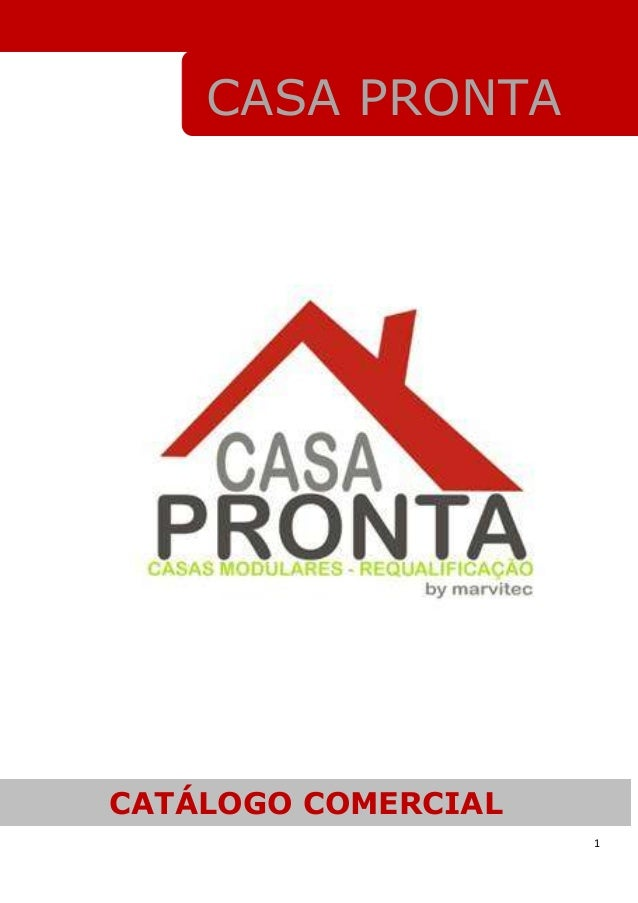 Cat logo casa pronta for Catalogo casa