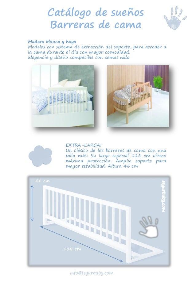 Fabricando sue os cat logo de barreras de cama for Catalogo de camas