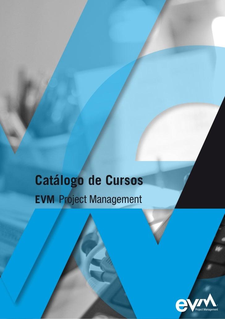Catálogo de CursosEVM