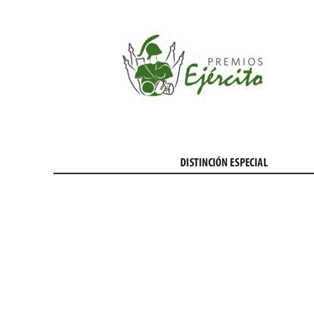 Catálogo Premios Ejército 2015