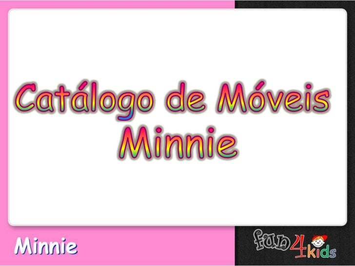 Cama Minnie Kids