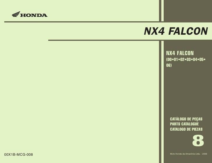 NX4 FALCON                    NX4 FALCON                    (00•01•02•03•04•05•                    06)                    ...